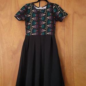 Lularoe adorable Amelia dress